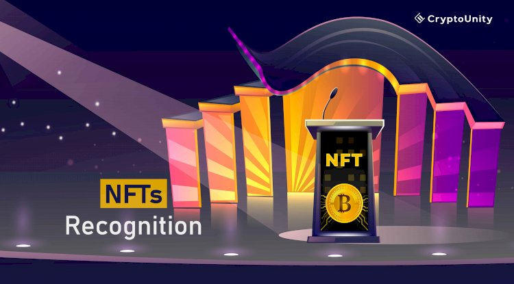 Hollywood elite will receive NFTs in recognition of the upcoming awards ceremony