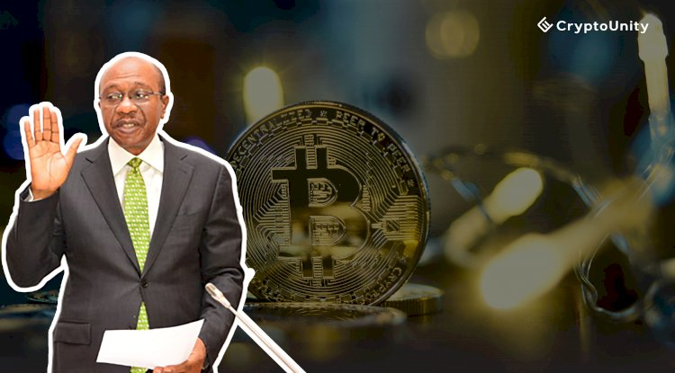 Crypto will 'come to life' in Nigeria : Central Bank Governor
