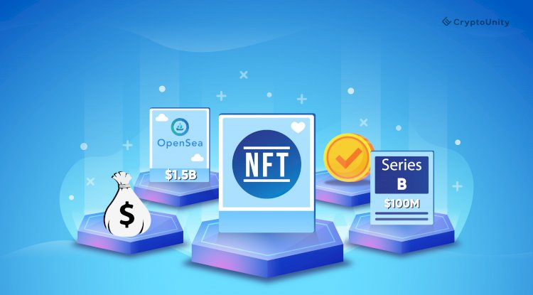 NFT Marketplace OpenSea valued at $1.5B in $100M Series B round led by A16z